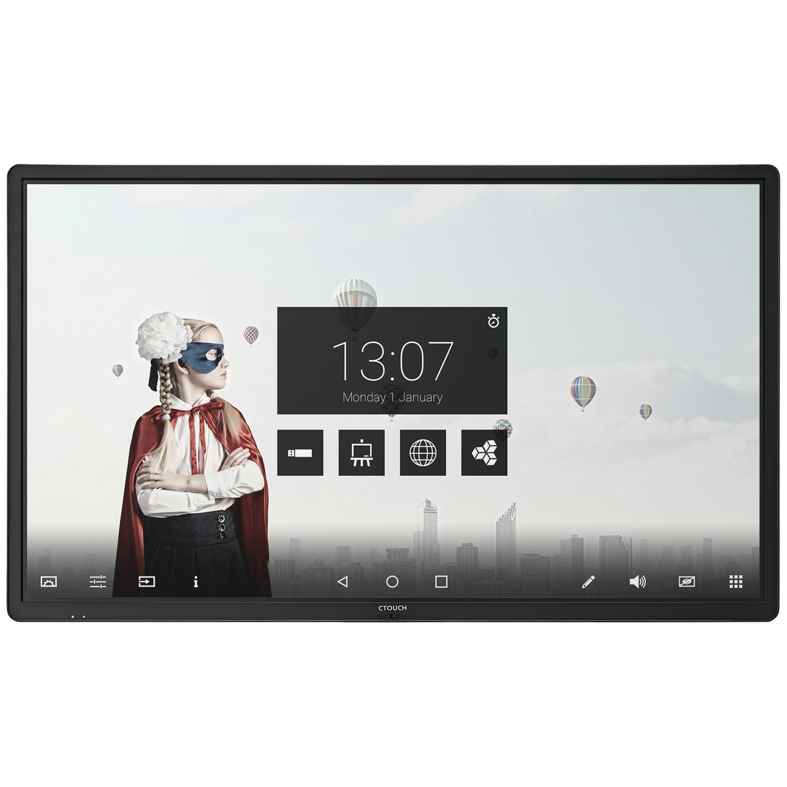 CTOUCH Laser Air+ 55 UHD