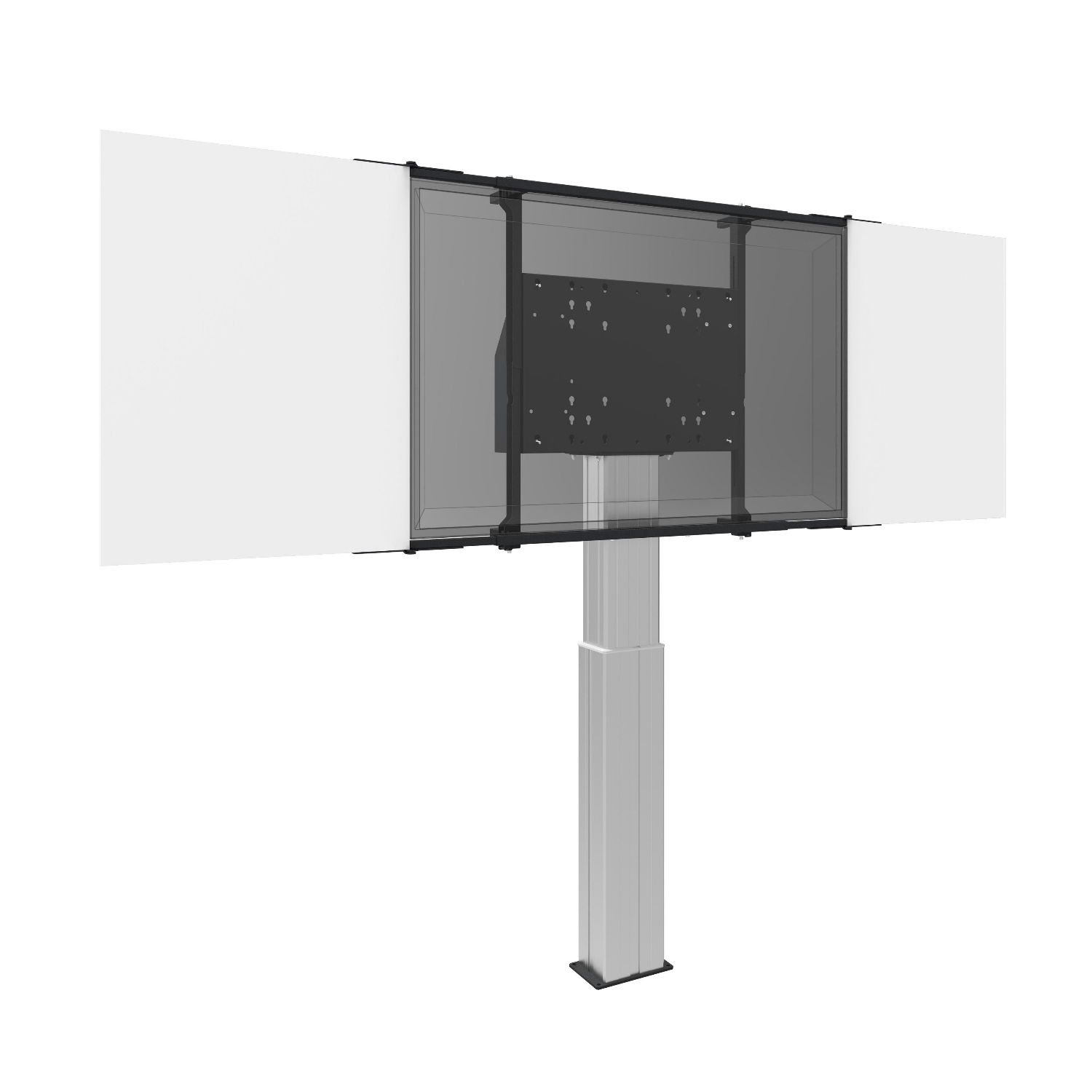 Vloerlift XL + whiteboards
