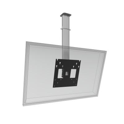 Monitor plafondbeugel 1m