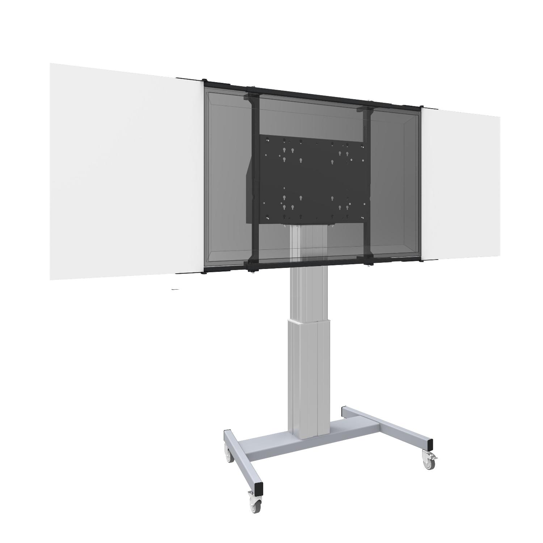 Mobiele lift + whiteboards