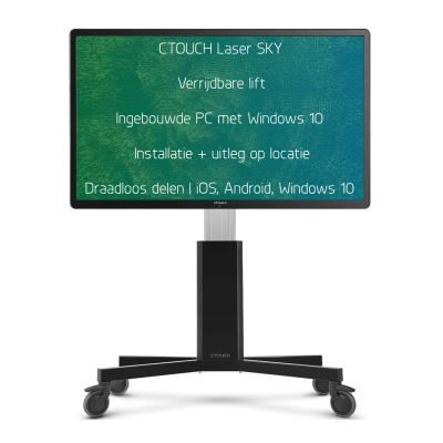 Mobiel presentatiescherm