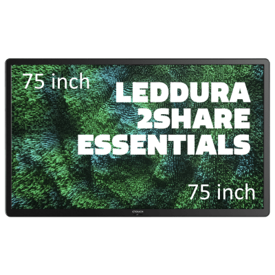 CTOUCH 2share essentials 75 inch