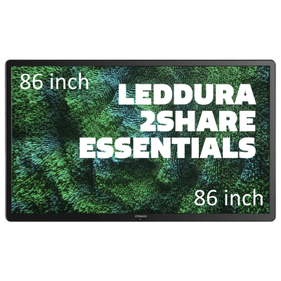 CTOUCH 2share essentials 86 inch