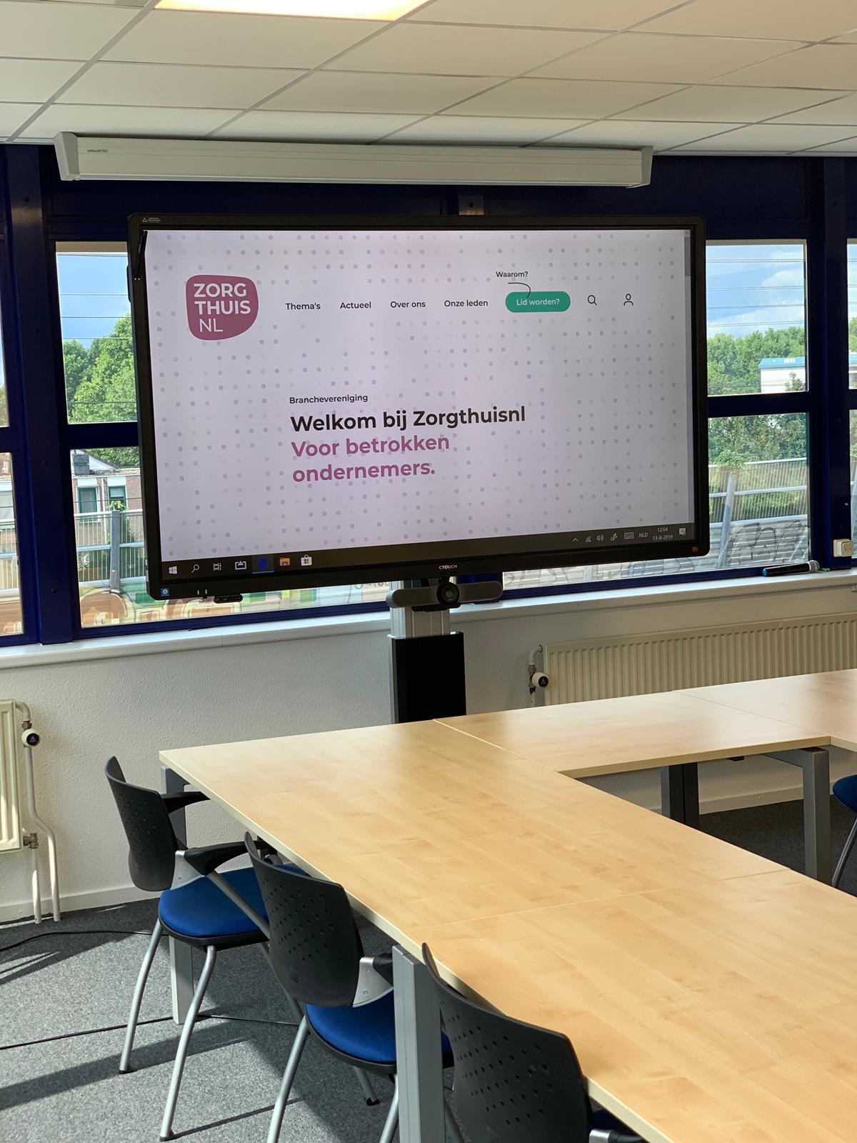 Videoconferencing systeem
