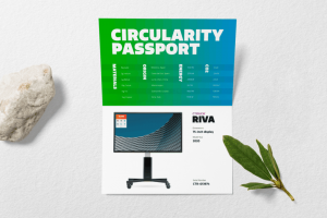 Circularity Passport Displayed Riva