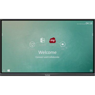 ViewSonic toucscreen 55 inch