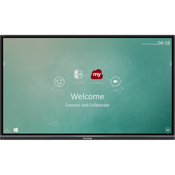 ViewSonic toucscreen 55 inch