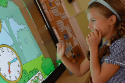 Clevertouch touchscreens