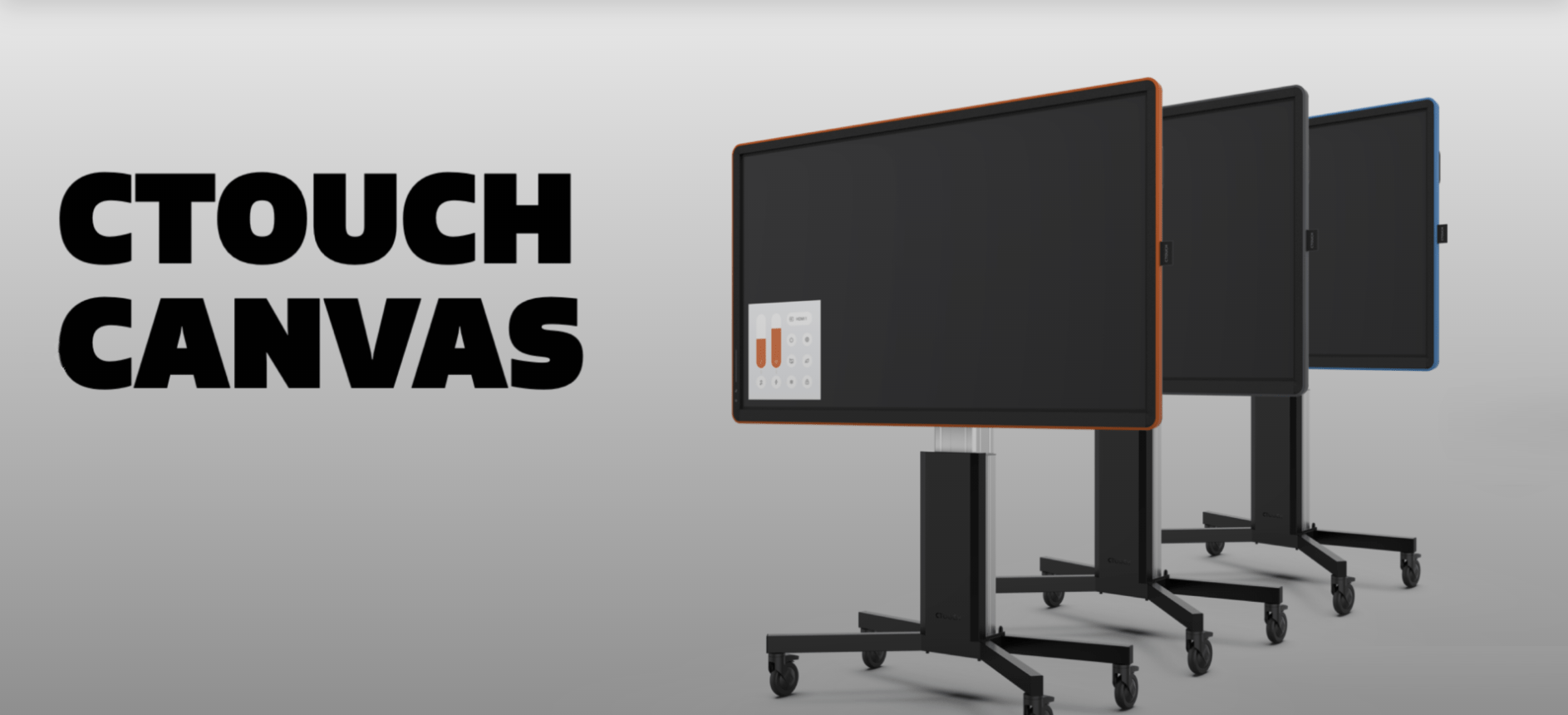 Ctouch Canvas touchscreen