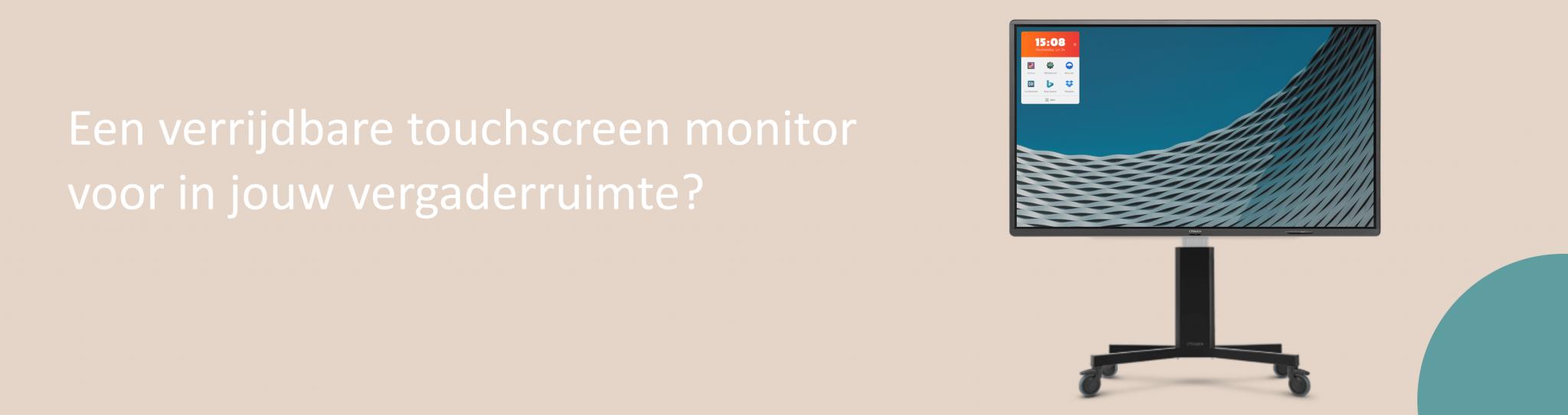 Touchscreen monitor kopen