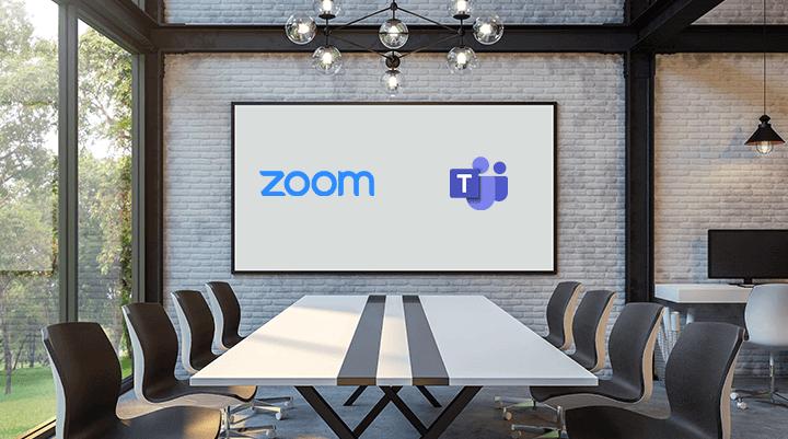 Microsoft Teams vs. Zoom